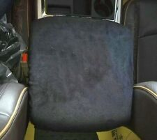 Black Center Console Armrest Protector Pad Cover Fit For Dodge Ram Pickup Trucks