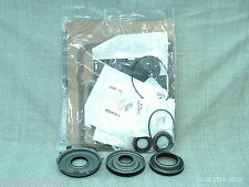 GM 4L60E TRANSMISSION OVERHAUL GASKET & SEAL KIT W/MOLDED RUBBER PISTONS 1993-03