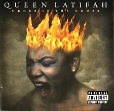 QUEEN LATIFAH. ORDER IN THE COURT.  CD ALBUM. EXCELLENT. UK DISPATCH