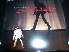 Michael Jackson Blood On The Dance Floor Rare Australian Competition Sleeve CD