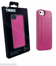 Genuine THULE Gauntlet 2.0 Hard Back Caso SNAP-ON PER IPHONE 5s 5 VIOLA NEW se