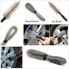 2 In 1 Portable Auto Wheel Rim Tire Cleaning Wash Brush Tool For Infiniti Nissan
