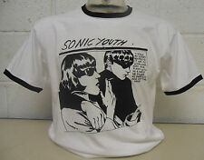 Sonic Youth ringer t-shirt
