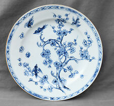 ASSIETTE EN PORCELAINE CHINE XVIII EME ANTIQUE CHINESE PLATE /3