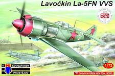 """Kovozavody Prostejov 1/72 Model Kit 7234 Lavochkin La-5FN """"VVS"""""""