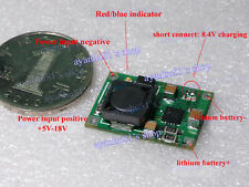 Hot2cells/single Lithium ion Battery Charger Module 1-2A PCB 18650 TP5100 iphone