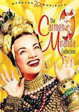 The Carmen Miranda Collection (DVD, 2008, 5-Disc Set)