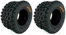 Pair 2 Maxxis Razr MX 397 18x10-8 ATV Tire Set 18x10x8 Soft 4PR 18-10-8