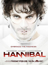 Hannibal A4 260GSM POSTER PRINT