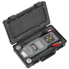 Sealey digitale batteria / alternatore Tester / Prova con stampante 12V-BT2012