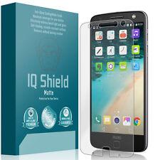 IQ Shield Matte  - Anti-Glare Screen Protector for Moto Z Droid
