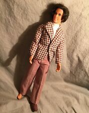 1968 Ken Doll Mattel Barbie Boyfriend Dark Hair PRIORITY MAIL