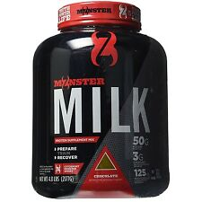 Cytosport Monster Milk Lean Muscle Protein Supplement, Chocolate, 4.8 Lbs