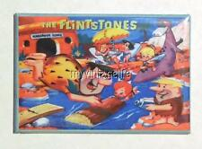 "THE FLINTSTONES 1964  Metal LUNCHBOX   2"" x 3"" Fridge MAGNET ART"