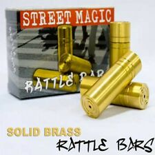 Rattle Bars (Brass) Top Gambling Magic Win Every Time!