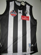 DAYNE BEAMS HAND SIGNED 2010 PREMIERS JERSEY UNFRAMED + PHOTO PROOF & C.O.A