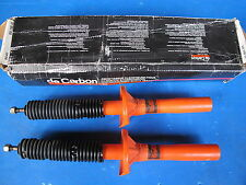 2 Amortisseurs avant à gaz De Carbon pour Ford Escort  V25546953