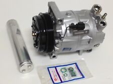 A/C Compressor Kit for Infiniti 2003 G35 Sedan Remanufactured 1Yr Wrty.
