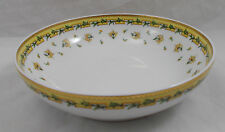 Raynaud Limoges BOUGAINVILLE breakfast / pudding / dessert bowl  6 5/8inch, 17cm