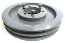 """UNKNOWN BRAND 2 GROOVE PULLEY, 2 5V 9.25SK, 2-3/4"""" ID, 9-1/4"""" OD, 1-3/4"""" THICK"""