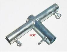 "3 way SLIDING ""T"" FITTING (FOT) ~ 3/4"" Pipe Canopy Fitting"