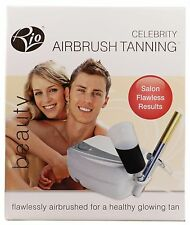 BNIB Rio Salon Celebrity Airbrush Skin Tanning Tan System Simple Fast Drying