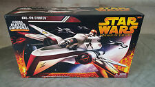 NEW SEALED Hasbro STAR WARS ARC-170 Fighter Starfighter Clone ROTS
