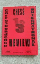 Chess Book: International Correspondence Chess Review vol 3