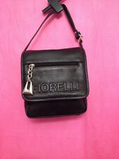 New Ladies Black Leather Fiorelli Hand Bag