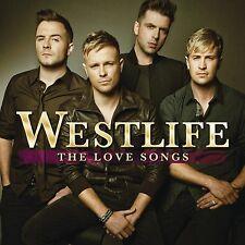 WESTLIFE - WESTLIFE-THE LOVESONGS  CD NEU