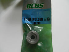 *NEW;  RCBS Shell Holder #13;  09213;  7.62 x 54 R