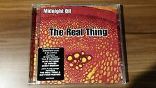Midnight Oil - The Real Thing DoCD (2006) (Columbia‎–498278 9)