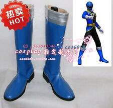 Kaizoku Sentai Gokaiger Joe Gibken Cosplay Boots shoes S008