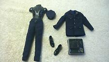 Hot Toys JOKER DX01 Cop outfit jacket pants shoes hat medal 1/6 scale free ship!