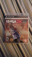 NBA 2K15 (Sony PlayStation 3, 2014)
