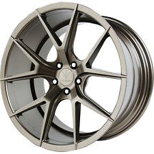 Verde V99 Axis 19X8.5 5x120 +15mm Bronze Wheels Rims