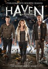 Haven - Komplette Season 4 3er [DVD] NEU Series Staffel Vier