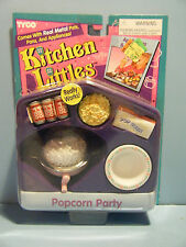 TYCO KITCHEN LITTLES POPCORN PARTY *NEW*