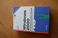 Windows 2000 im professionellen Einsatz von Jörg Krause, Uwe Bünning (2000)