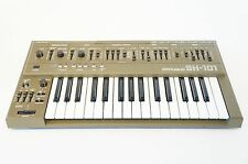 Roland SH-101 Monophonic Analog Synthsizer Keyboard SH101 AS-IS