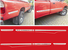 Toyota Hilux 2.4 Turbo dIesel Pick up Side  Graphics Stripes Decals Stickers