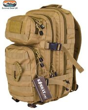 Kombat Coyote Small Assault back pack / daysack 28 Litre Airsoft Tactical