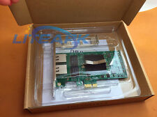 Intel 82576EB Dual RJ45 Port 1Gbps PCI-E X1 Gigabit Server Adapter ROS VMare