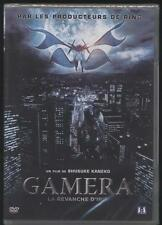 NEUF DVD GAMERA LA REVANCHE D IRIS SOUS BLISTER SCIENCE FICTION film japonais