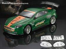 1/10 Aston Martin DBR9 190mm RC Car Transparent Body