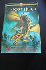 The Lost Hero by Rick Riordan (Softcover)