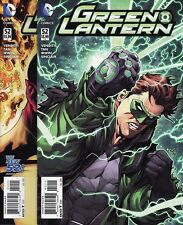 GREEN LANTERN #52 DC Comics Universe Rebirth Superman 1ST PRINT/NEW 52 VARIANT!