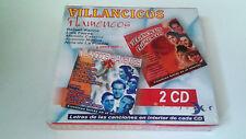 """CD """"VILLANCICOS FLAMENCOS"""" 2CD 24 TRACKS PRECINTADO RAFAEL FARINA ANTONIO MOLINA"""