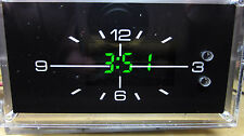 Ford Falcon XA XB Reproduction Digital Clock Suit GT GS Dash