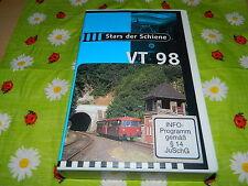 Eisenbahn Video - Stars der Schiene - VT 98